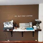 Custom coffee service