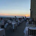 Zdjęcie Restaurant La Rocca Di Castelfalfi