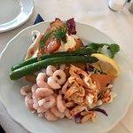ภาพถ่ายของ Restaurant Lokken Badehotel
