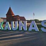 kaunas and castle
