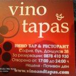 Zdjęcie Vino & Tapas