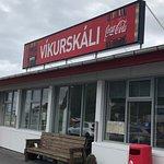 Vikurskali Grill Foto