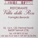 Photo of Ristorante Villa delle Rose