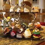 Sultan Lounge Afternoon Tea