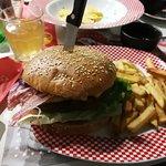 TNT Burger