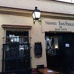 Bilde fra Tabanco San Pablo
