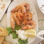 Bilde fra Gialos Sea Food Taverna