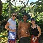 T-something something waterfall in Ubud