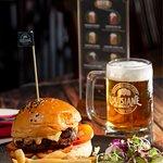 Louisiane food and beer