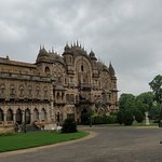 Lukshmi Vilas Palace – fénykép