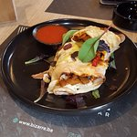 Tortilla for breakfat