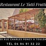 Restaurant Le Tutti Frutti à Toulon