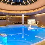 Swimming pools with heated sea water - Sea Spa.