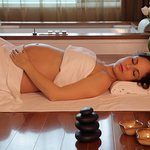 There are special massages for pregnant women.