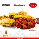 Tikka Family Meal