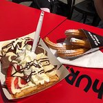 ภาพถ่ายของ Los Churros & Waffle
