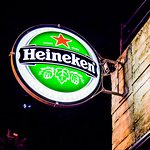 Heineken sempre trincando