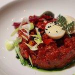 Tartar beef, my fav