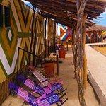 Zona ranchería Hotel On Vacation Wayira Beach