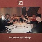 ภาพถ่ายของ Fleming's Prime Steakhouse & Wine Bar