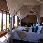 One of four lodges we stayed at during our African Sky Safari holiday