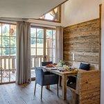 Unsere Gipfelglück-Chalet-Suite