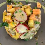Grouper ceviche - heavenly!