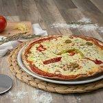 Pizza jalapeños