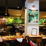 Ảnh về Hum Vegetarian, Garden & Restaurant