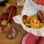 Delly Burger resmi