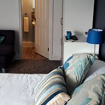 Room 3 - Family room, for two adults and a child, or a twin room.