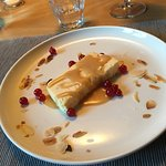 Dessert at Martine's Table
