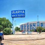Front View of Arya Inn