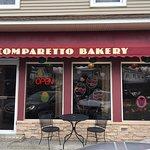 Comparetto Bakery resmi