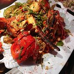Lobter House Specia with Noodle