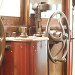 Os autocarros e elétricos do Museu da Carris são muito bem conservados e é possível ver o cuidado do museu e de seus atenciosos funcionários em cada detalhe.