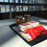 McDonalds Arlanda Airport
