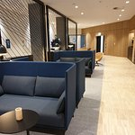1st Floor business centre seating area
