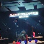 Bilde fra Jazz@PizzaExpress, Abu Dhabi
