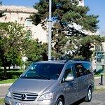 Mercedes Benz Viano, 6+ 1 seats (exterior)
