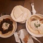 Photo de Hummus Bar