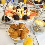 Brown's High Tea , Wonderful and top notch.
