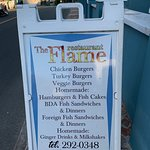 Foto The Flame Restaurant