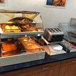 Best Western, Troy, Illinois - Breakfast