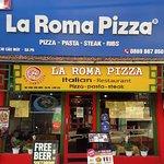 Nhà hàng laroma Pizza 30 Phố cầu mây