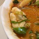 A-last-carte Essen. Thai-Curry-Suppe ist der Hammer!!!