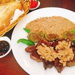 Bò Kobe sốt nấm