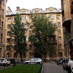 Питерские дворы)