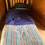 Hartland Pod third bedroom, Loveland farm