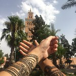 Φωτογραφία: Marrakech Henna Art Cafe